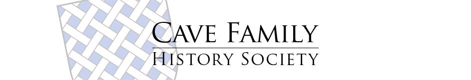 Cave Family History Society