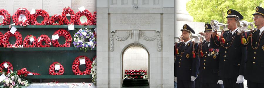 Ypres (Menin Gate) Montage